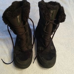 Columbia Ice Maiden II Boots Size 7